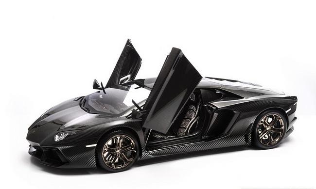 Lamborghini Aventador phiên bản vàng tăng giá lên 10,5 triệu Euro 3