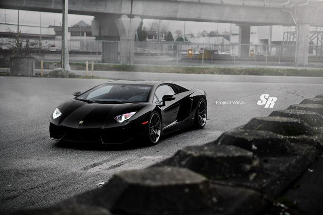"Thần tình yêu Aventador ""Verus"" của SR Auto 3"