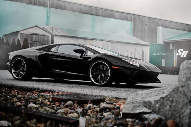 "Thần tình yêu Aventador ""Verus"" của SR Auto 5"