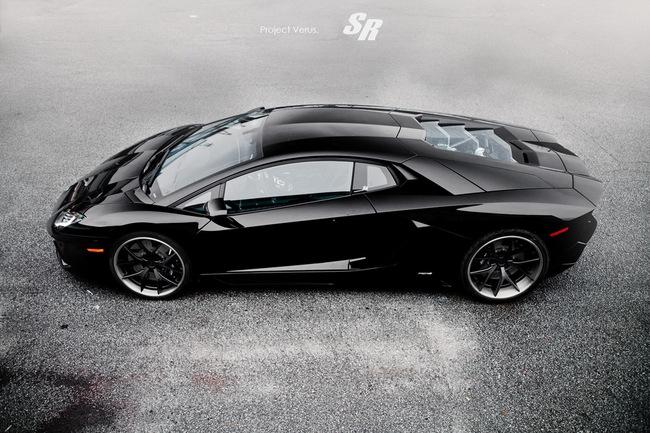 "Thần tình yêu Aventador ""Verus"" của SR Auto 7"