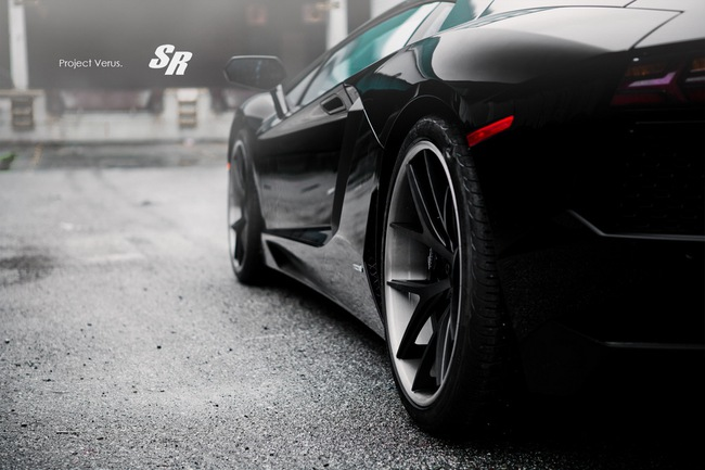 "Thần tình yêu Aventador ""Verus"" của SR Auto 11"
