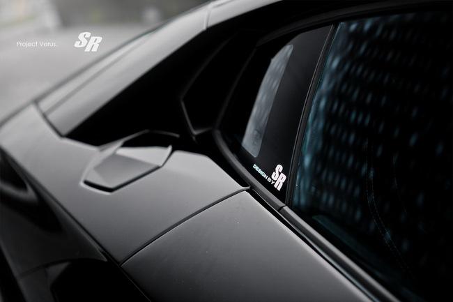 "Thần tình yêu Aventador ""Verus"" của SR Auto 12"