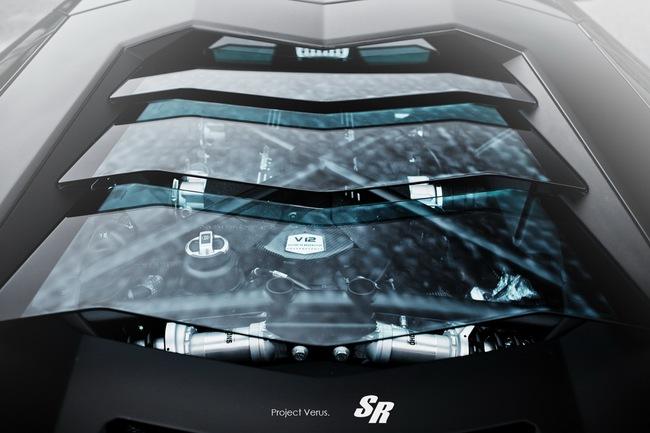 "Thần tình yêu Aventador ""Verus"" của SR Auto 15"