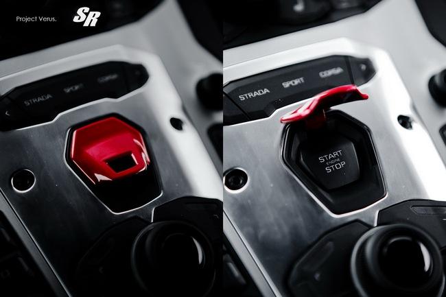 "Thần tình yêu Aventador ""Verus"" của SR Auto 18"