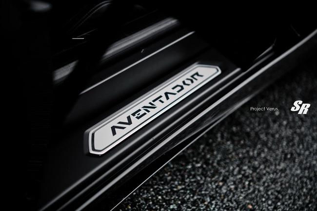"Thần tình yêu Aventador ""Verus"" của SR Auto 19"
