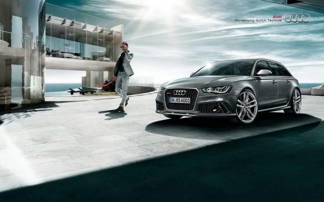 Audi RS6 Avant Plus: Khởi đầu cho dòng xe thể thao mới 1