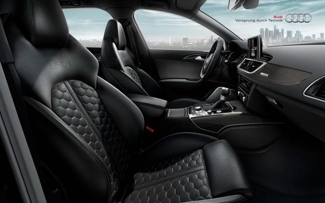 Audi RS6 Avant Plus: Khởi đầu cho dòng xe thể thao mới 3