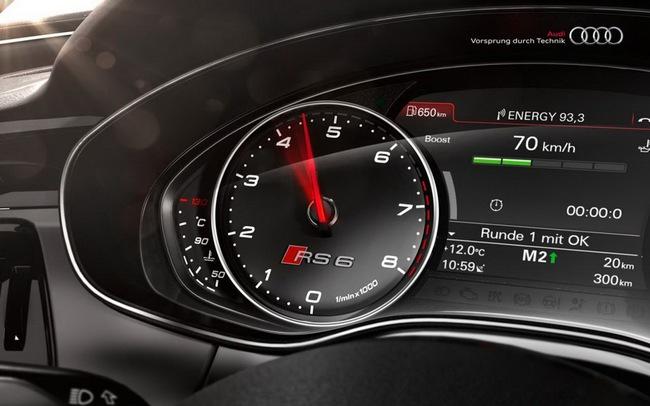 Audi RS6 Avant Plus: Khởi đầu cho dòng xe thể thao mới 4