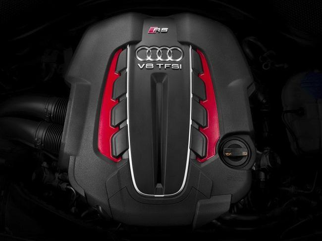 Audi RS6 Avant Plus: Khởi đầu cho dòng xe thể thao mới 5