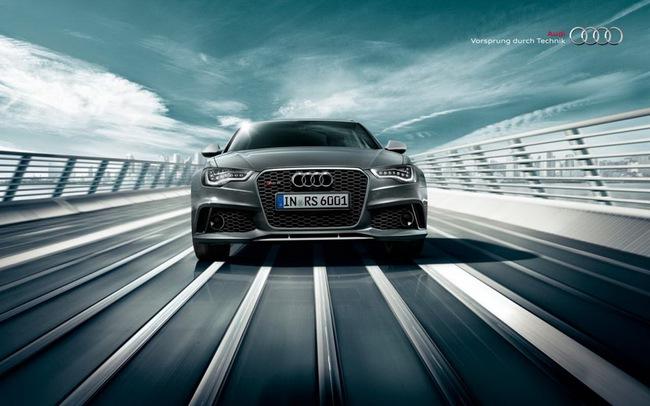 Audi RS6 Avant Plus: Khởi đầu cho dòng xe thể thao mới 6