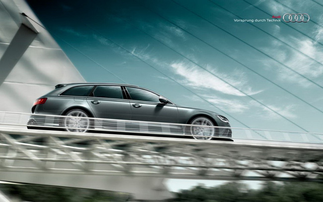 Audi RS6 Avant Plus: Khởi đầu cho dòng xe thể thao mới 10