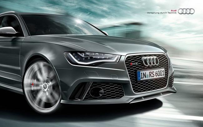 Audi RS6 Avant Plus: Khởi đầu cho dòng xe thể thao mới 11