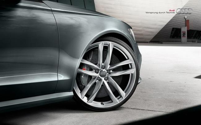 Audi RS6 Avant Plus: Khởi đầu cho dòng xe thể thao mới 12