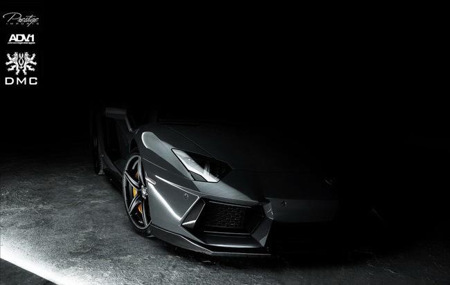 Aventador Molto Veloce: Sự kết hợp hoàn hảo 1