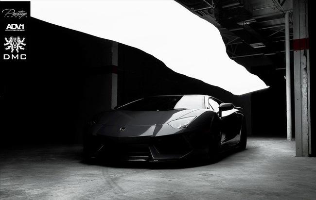 Aventador Molto Veloce: Sự kết hợp hoàn hảo 2