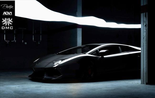 Aventador Molto Veloce: Sự kết hợp hoàn hảo 3