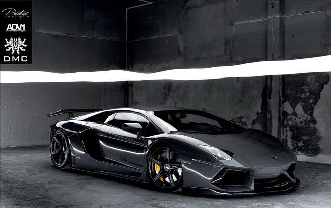 Aventador Molto Veloce: Sự kết hợp hoàn hảo 4