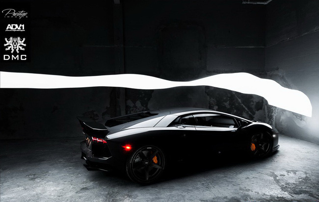 Aventador Molto Veloce: Sự kết hợp hoàn hảo 5