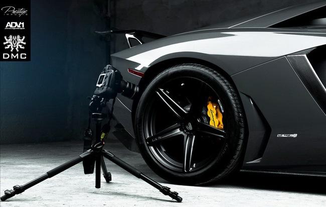 Aventador Molto Veloce: Sự kết hợp hoàn hảo 7