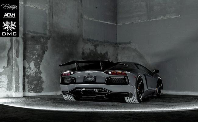Aventador Molto Veloce: Sự kết hợp hoàn hảo 11