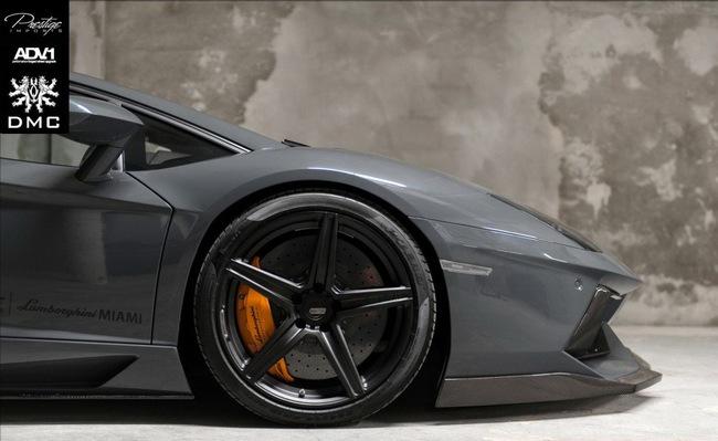 Aventador Molto Veloce: Sự kết hợp hoàn hảo 12