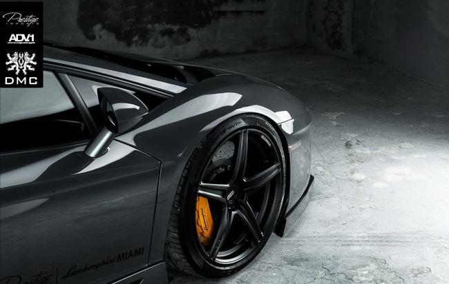 Aventador Molto Veloce: Sự kết hợp hoàn hảo 13