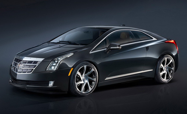 Cadillac ELR Coupe: Sẵn sàng để chinh phục 1