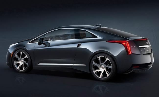 Cadillac ELR Coupe: Sẵn sàng để chinh phục 2