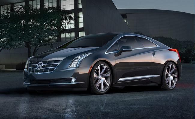 Cadillac ELR Coupe: Sẵn sàng để chinh phục 3