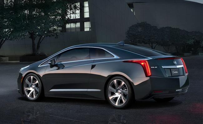Cadillac ELR Coupe: Sẵn sàng để chinh phục 4