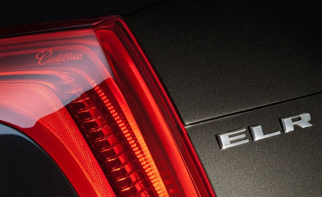 Cadillac ELR Coupe: Sẵn sàng để chinh phục 8
