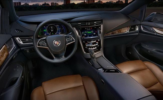 Cadillac ELR Coupe: Sẵn sàng để chinh phục 9