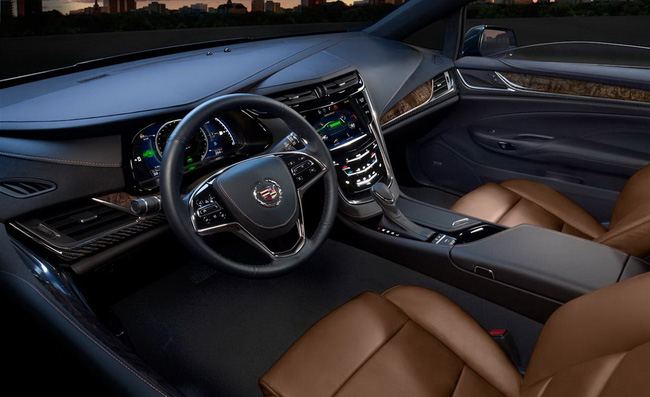 Cadillac ELR Coupe: Sẵn sàng để chinh phục 10