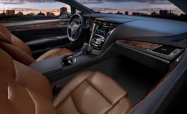Cadillac ELR Coupe: Sẵn sàng để chinh phục 11