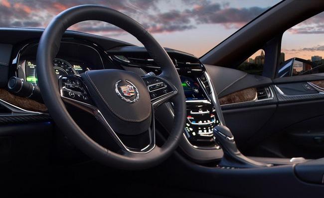 Cadillac ELR Coupe: Sẵn sàng để chinh phục 12