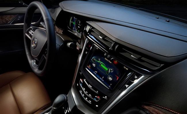 Cadillac ELR Coupe: Sẵn sàng để chinh phục 13