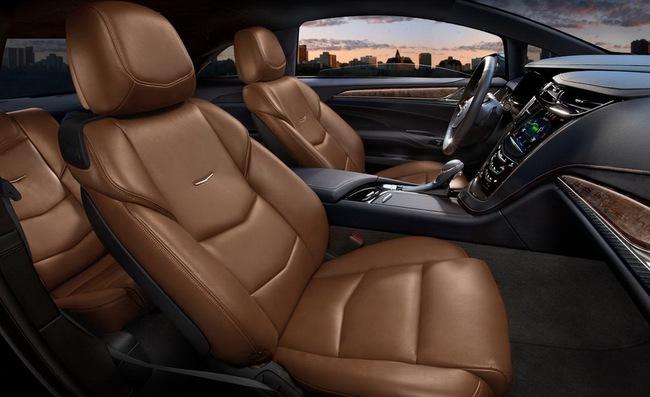 Cadillac ELR Coupe: Sẵn sàng để chinh phục 15