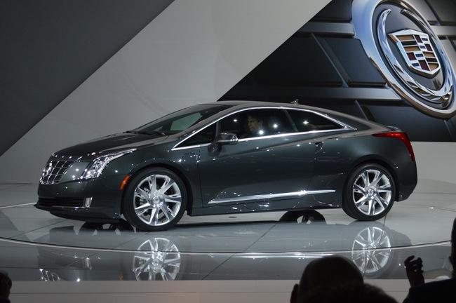 Cadillac ELR Coupe: Sẵn sàng để chinh phục 22