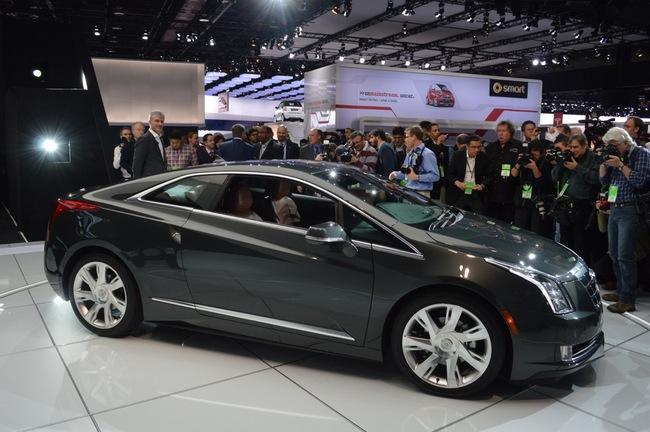 Cadillac ELR Coupe: Sẵn sàng để chinh phục 24