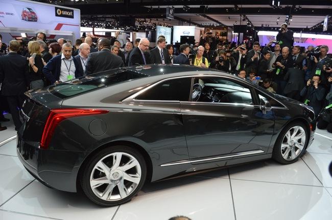 Cadillac ELR Coupe: Sẵn sàng để chinh phục 25