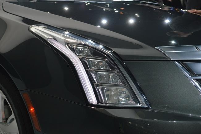 Cadillac ELR Coupe: Sẵn sàng để chinh phục 26