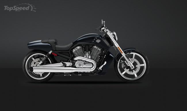 """Harley-Davidson V-Rod Muscle – """"Đẹp trai nhưng lạnh lùng"""" 2"""