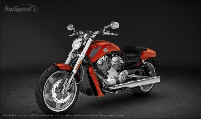 """Harley-Davidson V-Rod Muscle – """"Đẹp trai nhưng lạnh lùng"""" 3"""