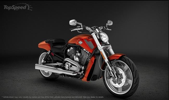 """Harley-Davidson V-Rod Muscle – """"Đẹp trai nhưng lạnh lùng"""" 4"""