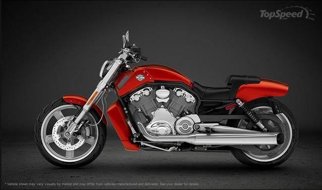 """Harley-Davidson V-Rod Muscle – """"Đẹp trai nhưng lạnh lùng"""" 6"""