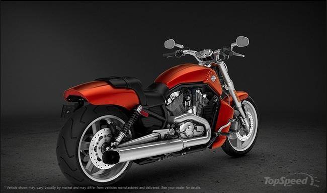 """Harley-Davidson V-Rod Muscle – """"Đẹp trai nhưng lạnh lùng"""" 7"""