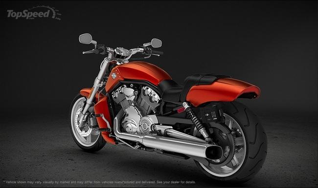 """Harley-Davidson V-Rod Muscle – """"Đẹp trai nhưng lạnh lùng"""" 8"""