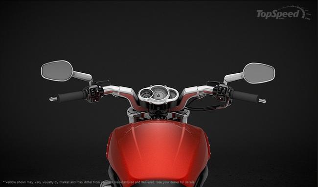 """Harley-Davidson V-Rod Muscle – """"Đẹp trai nhưng lạnh lùng"""" 10"""