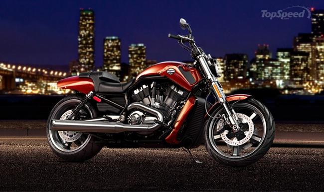 """Harley-Davidson V-Rod Muscle – """"Đẹp trai nhưng lạnh lùng"""" 11"""