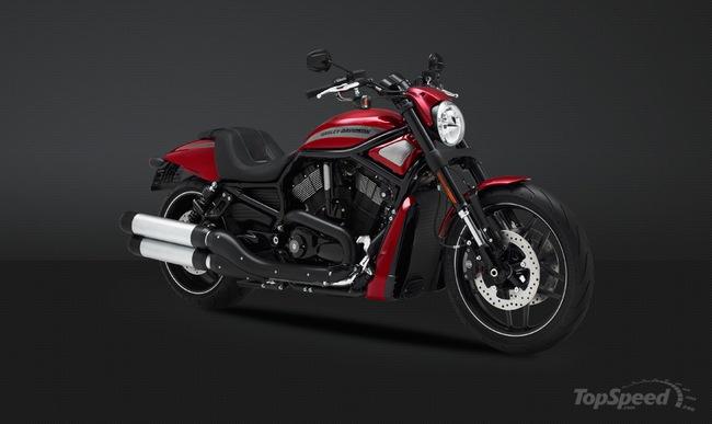 Harley-Davidson V-Rod có thêm phiên bản đặc biệt mới 1